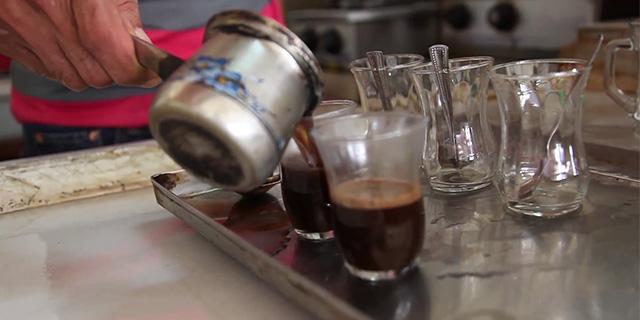 antakya süvari kahvesi nedir, hatay süvari kahvesi, süvari kahve sunumu, Www.KahveKafe.Net