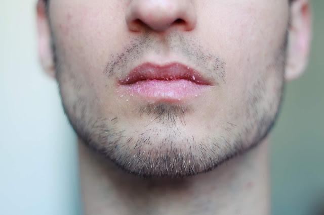 peeling cukrowy do ust