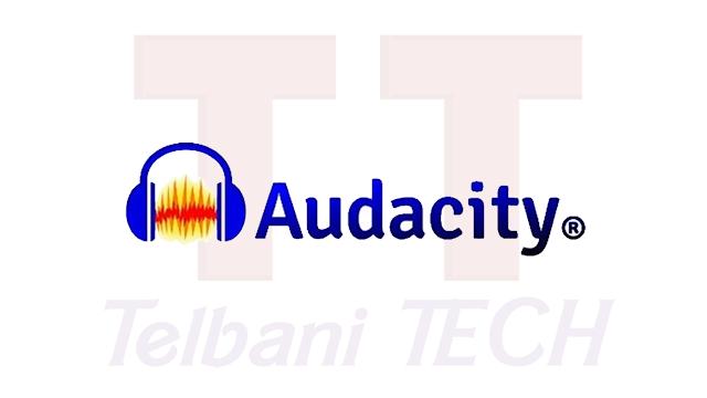 تحميل برنامج audacity لتسجيل الصوت و التعديل عليه