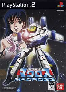 Chou-jikuu Yousai Macross PS2 ISO (NTSC-J) (MG-MF)