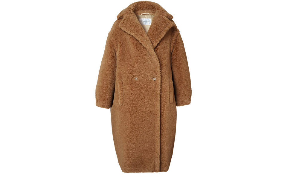 Max Mara teddy bear icon coat on Fashion and Cookies international fashion blog