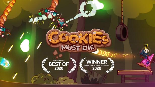 Cookies Must Die - Ένα εκρηκτικό παιχνίδι για smartphone που όλοι πρέπει να δοκιμάσουν