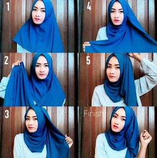 Hijab Modern Untuk Wawancara Kerja