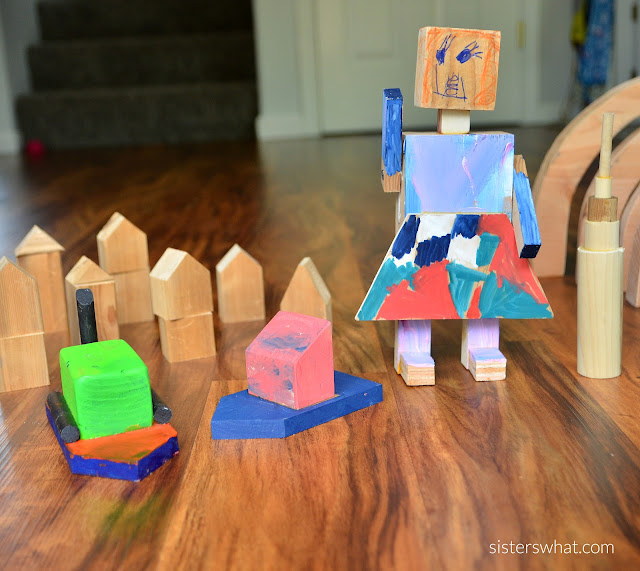 how to make wood toys
