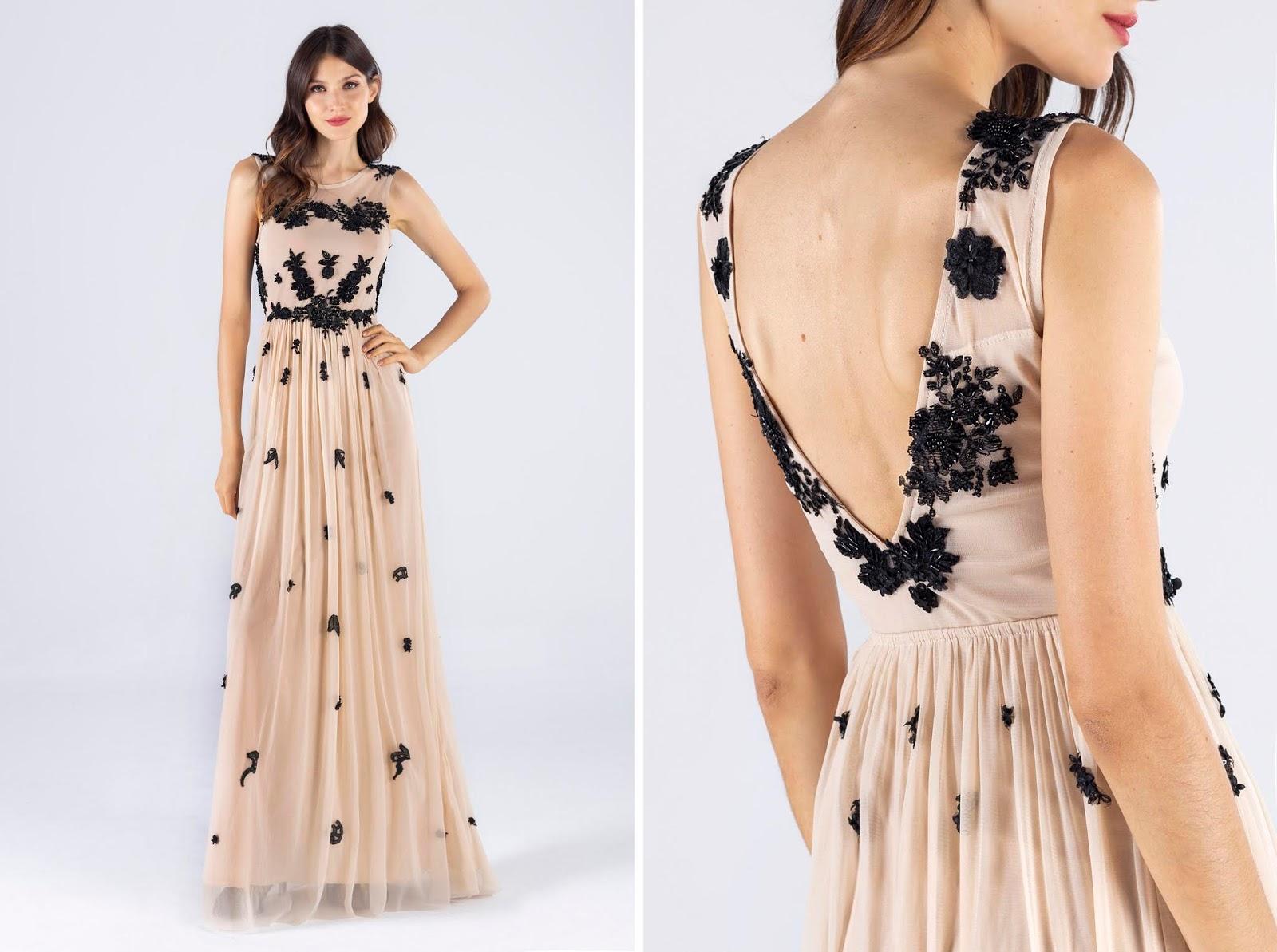 Vestidos de fiesta 2020 moda mujer.