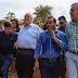 Décima acompañó a su par nacional Ginés González García en operativo contra el dengue