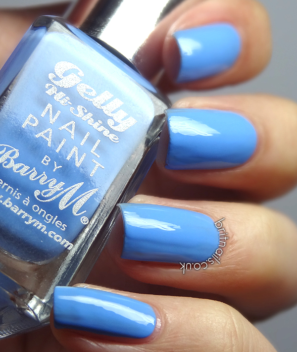 Barry M Gelly Blueberry