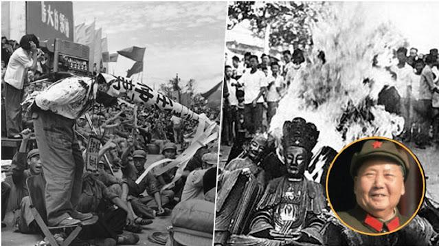 Horor Pemerintahan Mao Zedong: Tokoh Agama 'Dibersihkan', Pemilik Tanah Dieksekusi, Penentang Ditangkap