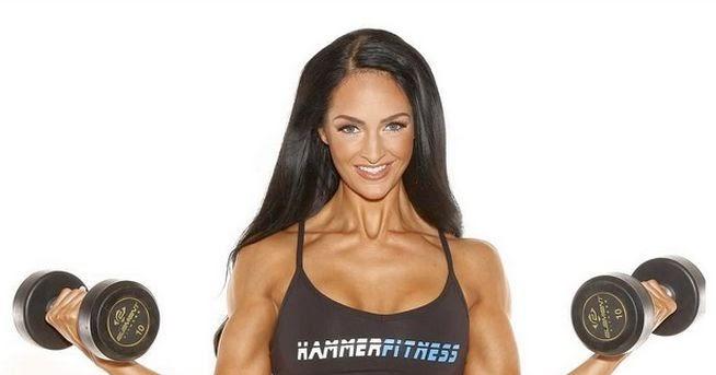 Female Fitness and Bodybuilding Beauties: Tasha Star ...