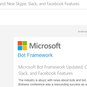OfficeDev: Introducing Office365 Bot your office 365
