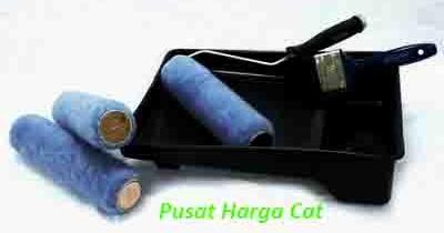 Harga Roll Cat Tembok dan Berbagai Jenisnya