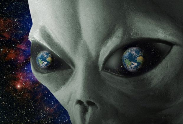 """Segundo a NASA e """"coligados"""" não estamos sós no vasto universo."""