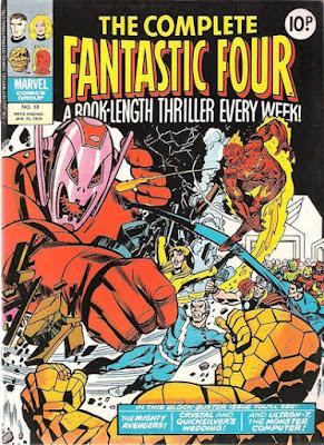 Complete Fantastic Four #18, Ultron