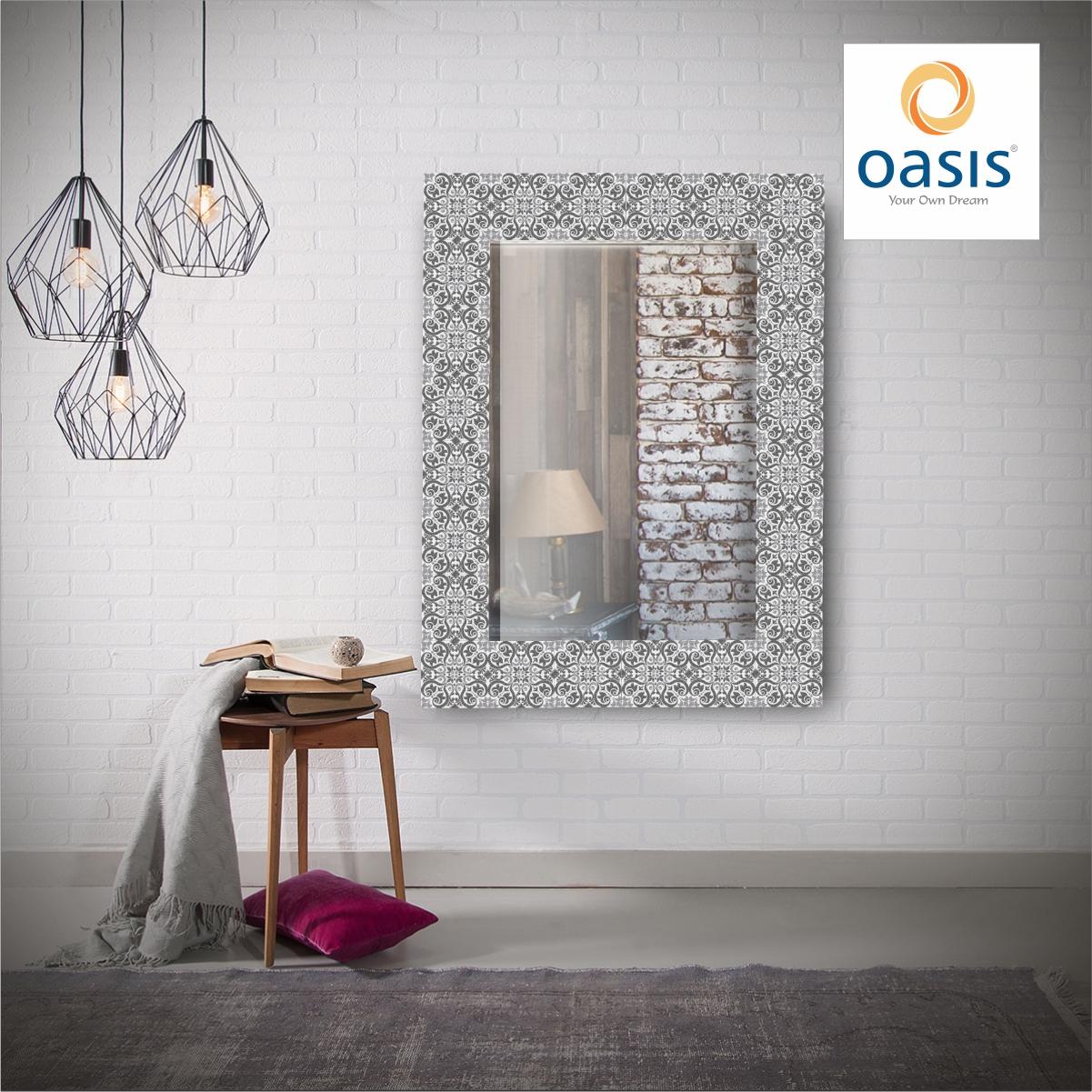 Sajavat Wall Decor With Oasis Tiles