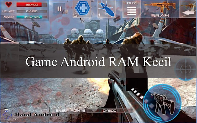 Game Android RAM Kecil