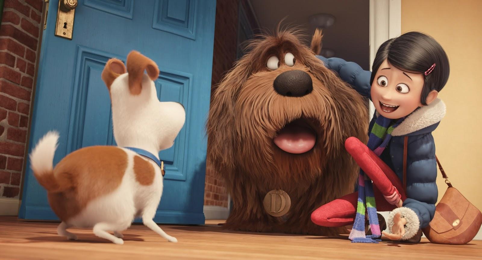 cinemaphile the secret life of pets 2016