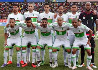 لجزائر وتنزانيا كان 2019 ,كأس الأمم الأفريقية  مجموعة محاربي الصحراء الجولة الثالثة المجموعة الثالثة الدور الاول