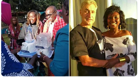 Sam and Gladys Shollei move on after their noisy Divorce. PHOTO | BMS