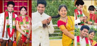 Jabardasth Avinash  Engagement Photos