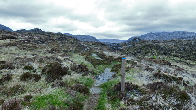 "Coffin Road...from the site ""Heritage Paths"" of Scotland"