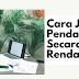 Cara Jana Pendapatan Online Modal Rendah