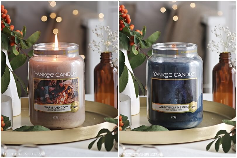 yankee candle warm and cosy i a night under the stars