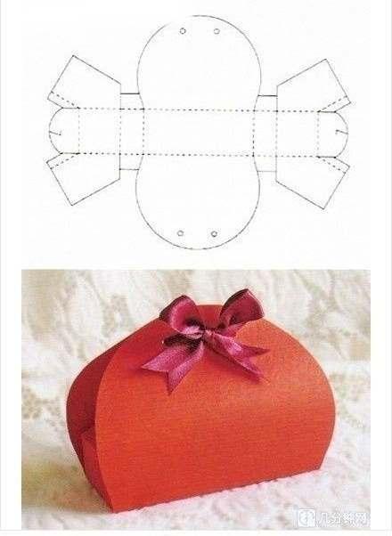 mini gift box lucu untuk hadiah