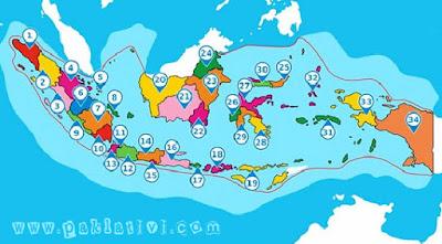 Tabel Keragaman Bahasa Daerah di Indonesia