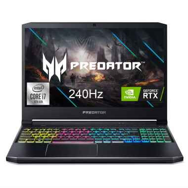 Buy Best Acer Laptop Amazon Great Republic Day Sale Offers Acer Predator Helios 300, Intel i7-10750H, NVIDIA GeForce RTX 2070 Max-Q 8GB GVRAM NVIDIA GeForce RTX 2070 with Max-Q Design with 8 GB of dedicated GDDR6 VRAM, Unlocked,  Overclockable NVIDIA GeForce RTX 2070 with Max-Q Techzost