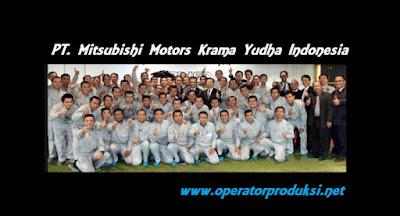 LOWONGAN Kerja Operator Produksi SMA SMK Terbaru PT Mitsubishi indonesia Bulan September Di Tahun 2019
