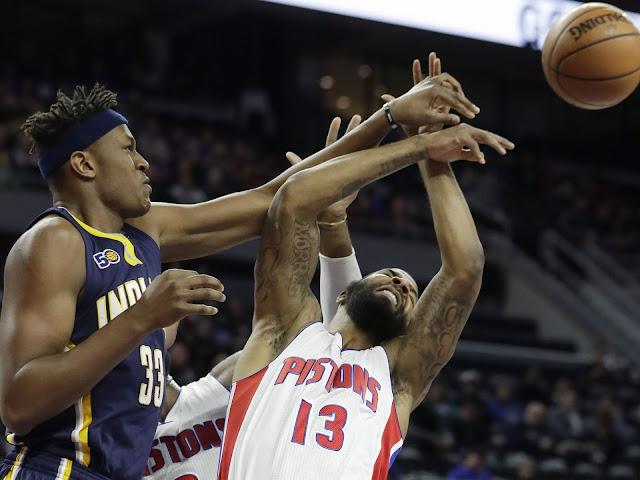 Indiana au dessus de Detroit | PistonsFr, actualité des Detroit Pistons en France