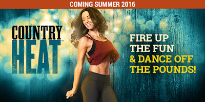 country workout, Jo Dee Messina, Country Heat, Autumn Calabrese, Country Line Dance workout, Nashville workout