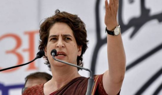 LIC का पैसा घाटे वाली कंपनियों में लगा रही है BJP: प्रियंका गांधी - newsonfloor.com