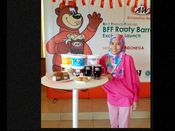 A&W Rastaurants Luncurkan National Day Promotion – Best Friend Forever (BFF) Rooty Picnic Barrels!