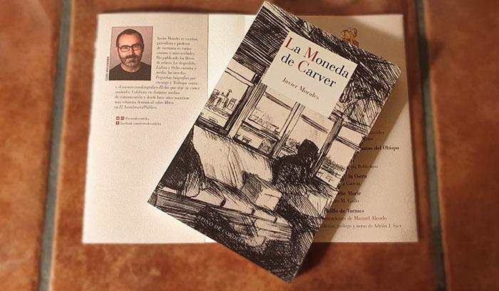 Te recomendamos en Bestia Lectora este libro de cuentos de Javier Morales