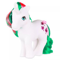 My Little Pony Gusty Basic Fun Classic Series Unicorn Pony