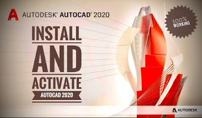 AutoCAD 2020 Title