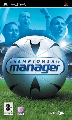 manager - Championship Manager PSP