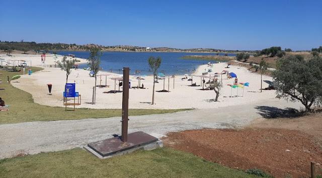 Praia Fluvial de Alqueva