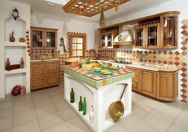 russian interior design style
