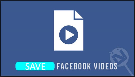 save video from facebook on pc