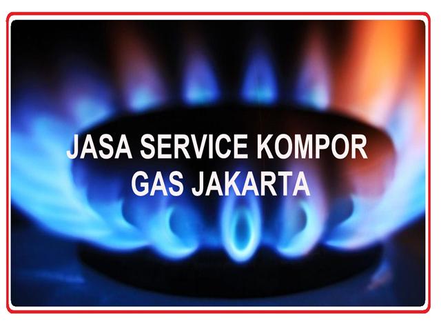 JASA SERVICE KOMPOR GAS JAKARTA