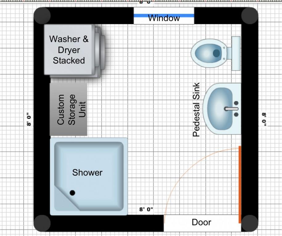 Foundation Dezin Amp Decor Basic Bathroom Layouts