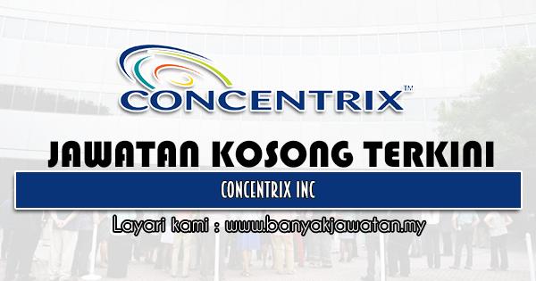 Jawatan Kosong 2021 di Concentrix Inc