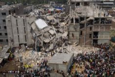 Mahad building collapsed