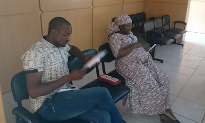 Male & Female Bankers Nabbed For Forging EFCC Certificate of Registration