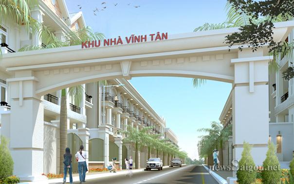 Biệt thự quận 12 - Khu nhà Vĩnh Tân, cần bán