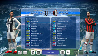 PES 2013 PESEdit 13.0 Patch Season 2018/2019