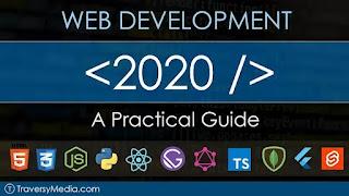 صورة لبرامج تعليمية لتطوير الويب