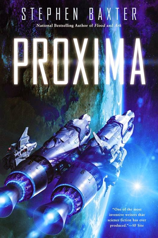 Excerpt from Proxima by Stephen Baxter
